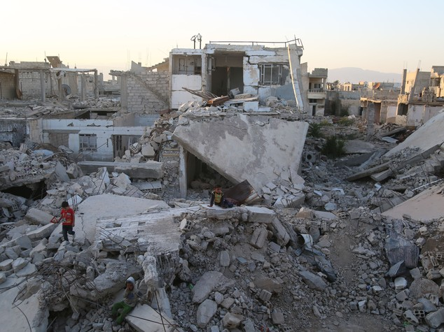 La guerra in Siria è costata finora 226 miliardi
