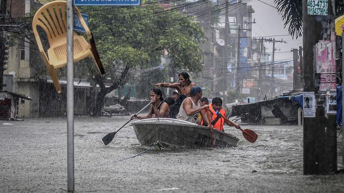 Che cosa rischia l'Asia se gli accordi sul clima verranno disattesi