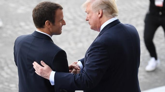 Cosa significa per il mondo (e l'Europa) l'intesa Trump-Macron