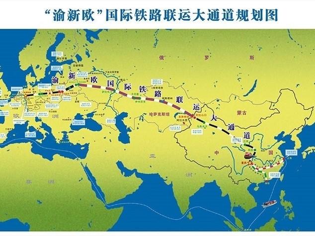 Perché (e come) la Cina vuole raggiungere Milano in treno
