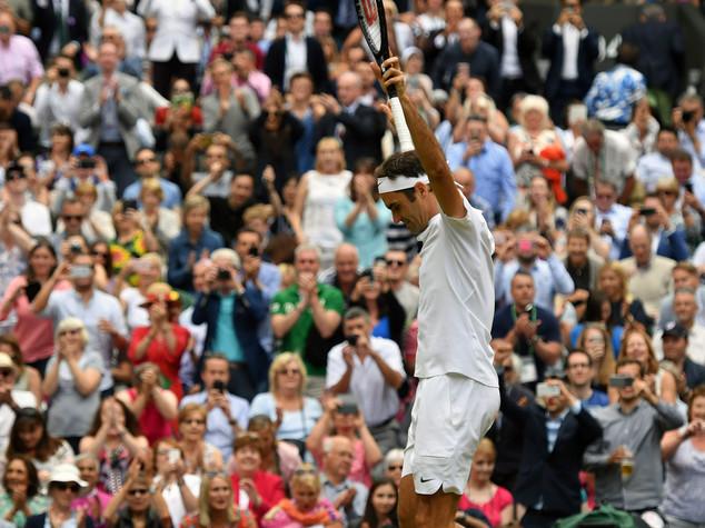 Roger Federer sarà presente a Montreal