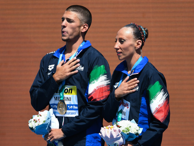 Mondiali nuoto: Italia, oro nel Sincro