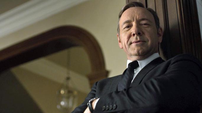 Netflix fattura 2,8 miliardi, ed è anche merito di Frank Underwood