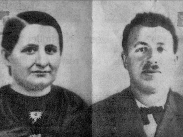 E 75 anni dopo il ghiacciaio restituì i corpi dei coniugi Domoulin