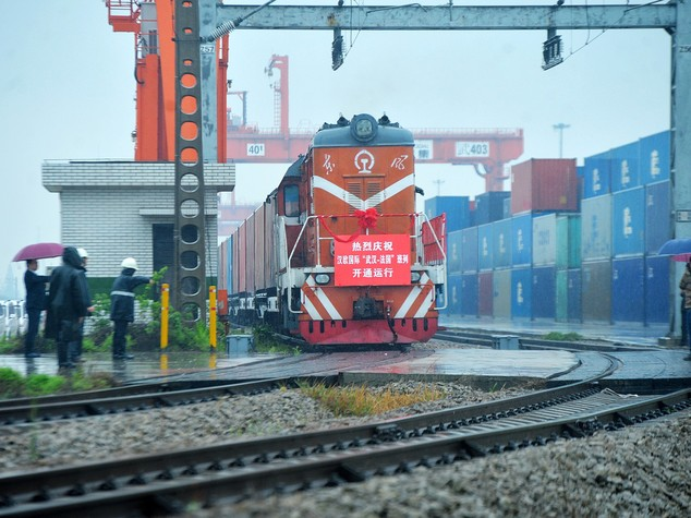 I piani di espansione ferroviaria della cina non sono for Piani domestici sostenibili
