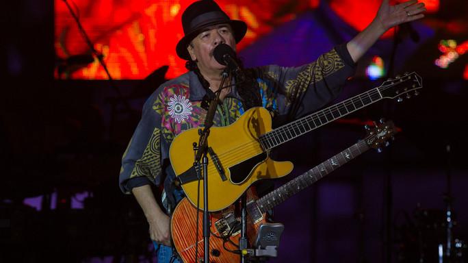 """Buon compleanno Santana! Un grande del rock, """"ma non il più grande"""""""