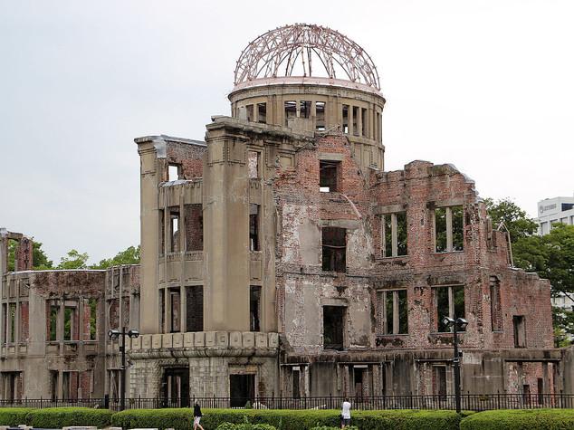 Com'era Hiroshima prima dell'atomica? Un video inedito la mostra in tre minuti