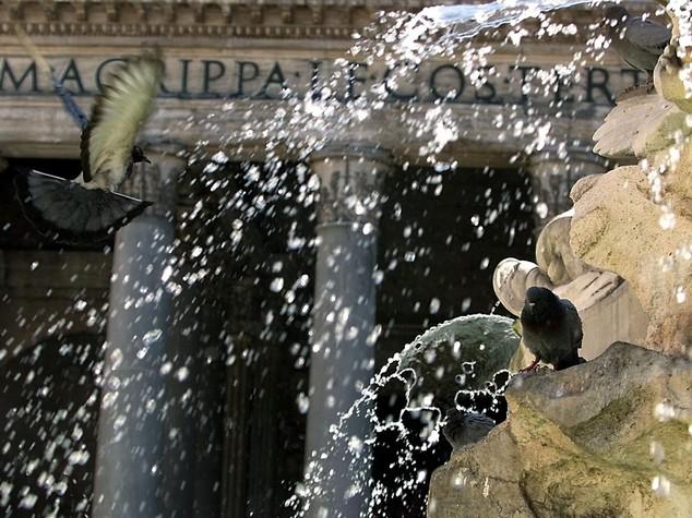 Zingaretti: problema grave, a Roma sta finendo l'acqua