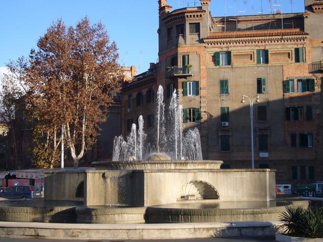 Il 70% dell'acqua di Roma viaggia per 90 chilometri
