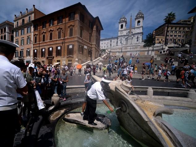 Perché questa è la peggiore crisi idrica di sempre per Roma