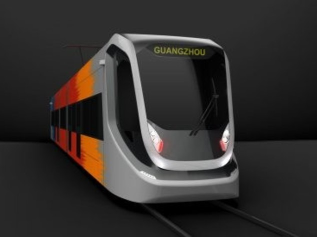 Italdesign: trams for Chinese cities designed in Turin