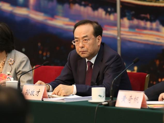 La caccia ai corrotti cinesi ha fatto un'altra vittima eccellente