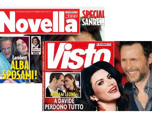 Sarà un'estate senza gossip: Visto e Novella 2000 verso la chiusura
