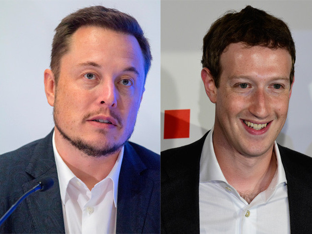 Tra Musk e Zuckerberg zuffa sull'intelligenza artificiale