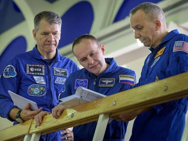Nespoli a 60 anni di nuovo nello spazio