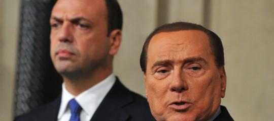 Ma davvero Angelino Alfano vuole tornare con Berlusconi?