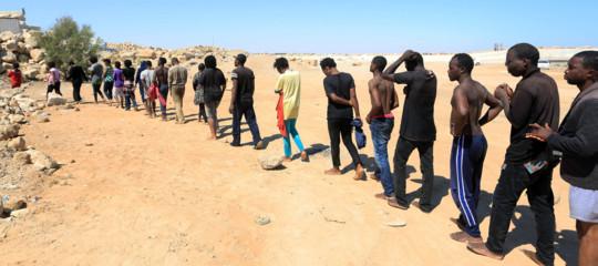 migranti rotte africa