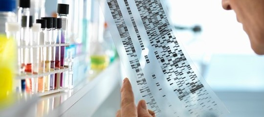 dna helix genoma