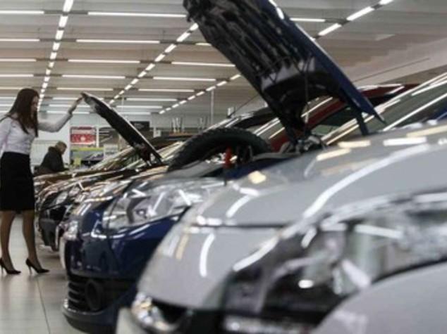 Sale il mercato dell'auto, immatricolazioni +3, 27% a settembre