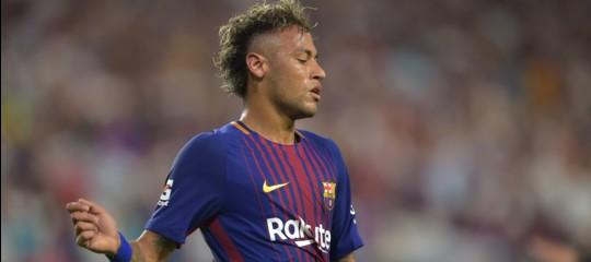 Concorrenza sleale di un 'club Stato'? Neymar diventa un caso diplomatico