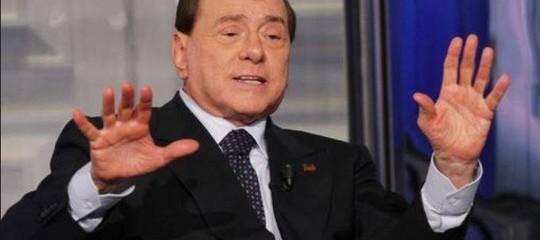 """""""Non mi piacciono le ricostruzioni autoassolutorie"""". Berlusconi risponde a Napolitano"""
