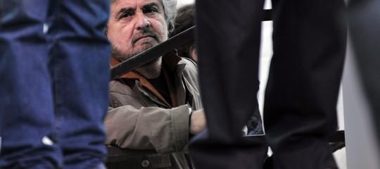"""""""Sono sicuro al 100% e oltre che hanno violato anche il blog di Grillo"""""""
