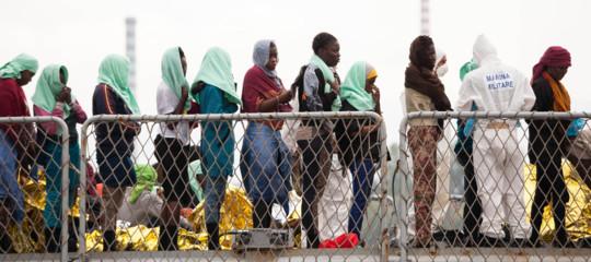 Il calodeglisbarchi c'è davvero,la collaborazione con la Libia paga