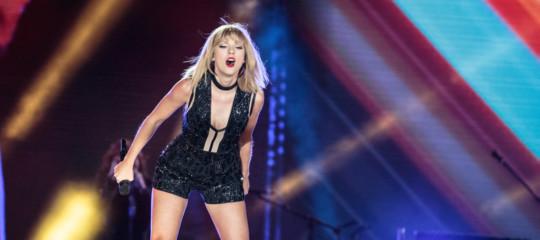 E' vero che il dj le palpò il sedere: Taylor Swift vince in tribunale