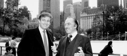 Quando il padre di Trump finì nei guai per una manifestazione del KKK