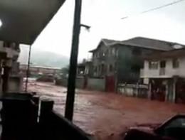 Frane e smottamenti in Sierra Leone, più di 300 morti