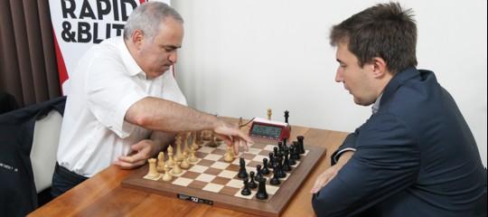 Quella volta che Garry Kasparov fu battuto da un computer