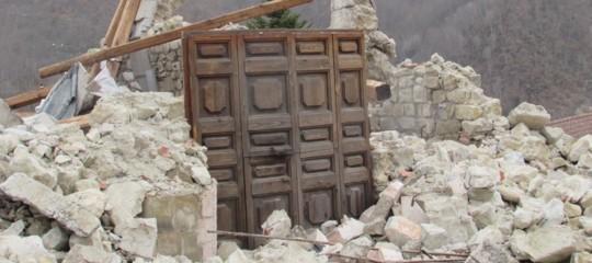 Troppa lentezza, poca innovazione: il terremoto un anno dopo