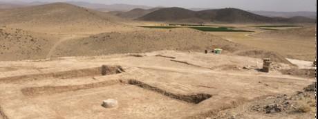 Pasargade, il palazzo di Dario I