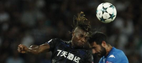 Nizza battuto 2-0 all'andata. Il Napoli ipoteca la Champions