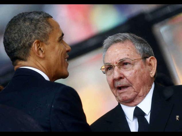 Usa-Cuba, una giornata storica Via embargo, aprono ambasciate