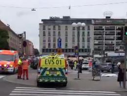 Finlandia, le urla degli aggressori di Turku. La fuga dei passanti