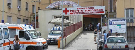 L'ospedale di Loreto Mare