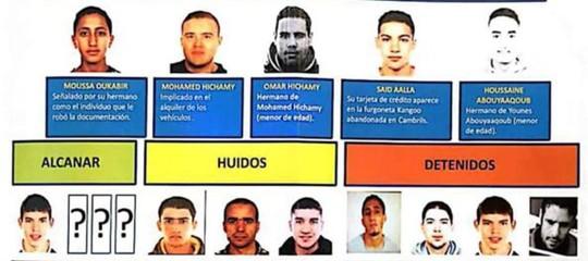 In Spagna la caccia all'uomo si è conclusa. I morti, gli arrestati, le vittime