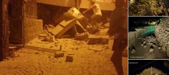 Terremoto a Ischia, le prime immagini. Un morto, 10 dispersi, 25 feriti. Cosa sappiamo finora