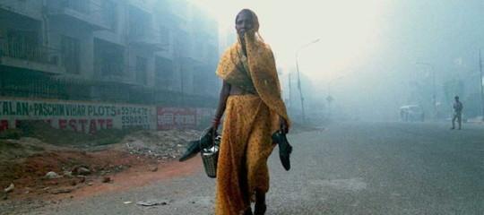 Nelle case indiane non ci sono i bagni. E le donne chiedono il divorzio