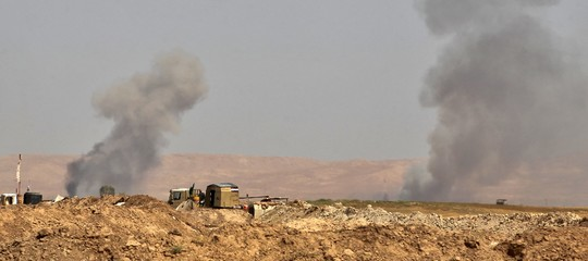 Le testimonianze dei civiliin fuga da Tal Afar, area dell'Iraq ancora in mano all'Isis
