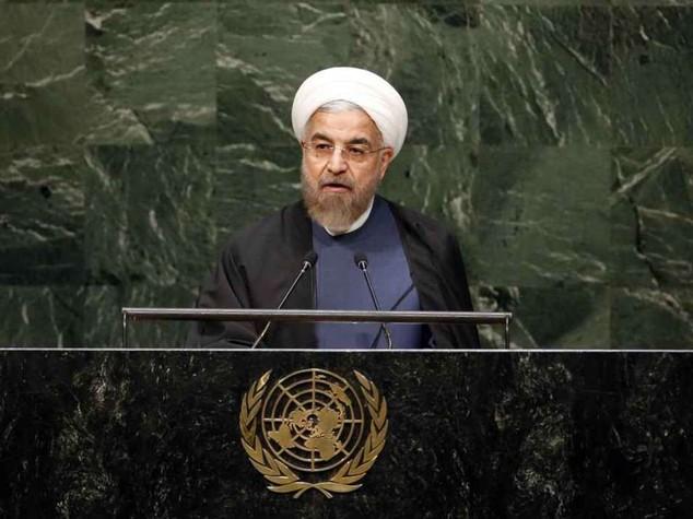 IS goal is destruction of civilisation, says Rouhani