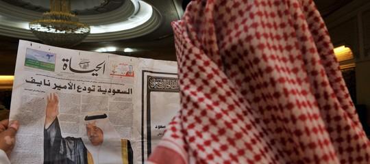 aramco soldi sauditi