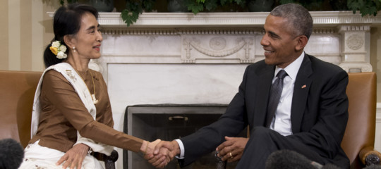Il governo del Nobel per la pace sceglie la linea dura contro i musulmani in Bangladesh