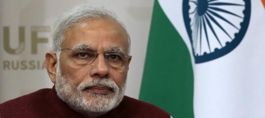 La costruzione di una strada al confine ha causato tensioni militari tra Cina e India