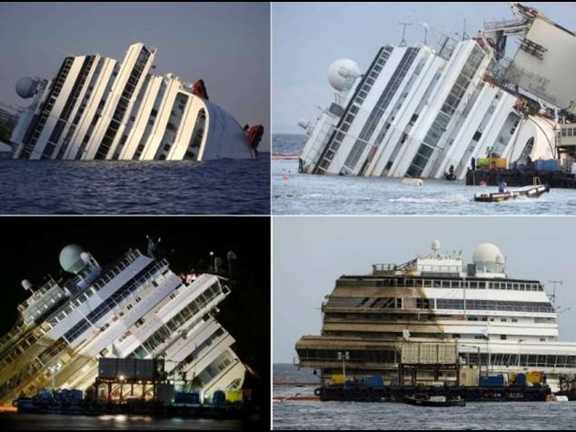 Concordia: fase finale a Genova, Saipem nel consorzio per smaltimento