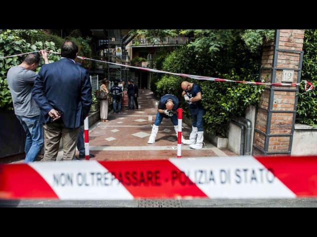 Agguato a Roma: ucciso alla Camilluccia ex socio di Mokbel