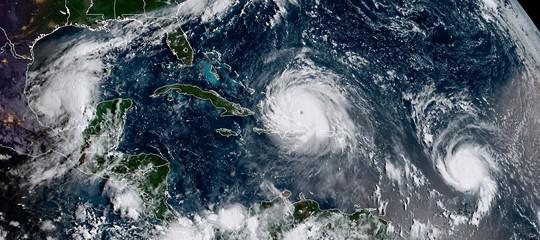 Come fa a diventare devastante un uragano come Irma