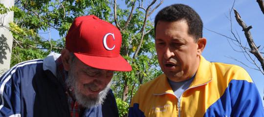 Colombia, per far vincere la pace la via da seguire è quella indicata da Francesco (e da Chàvez)