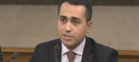 Tav: Di Maio,se andremo a governo bloccheremo opera in Valsusa